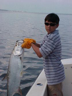 Key West Backcountry Fishing Charters Calm Water Fishing