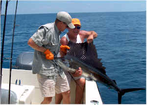Key west offshore fishing charters key west offshore for Key west shore fishing